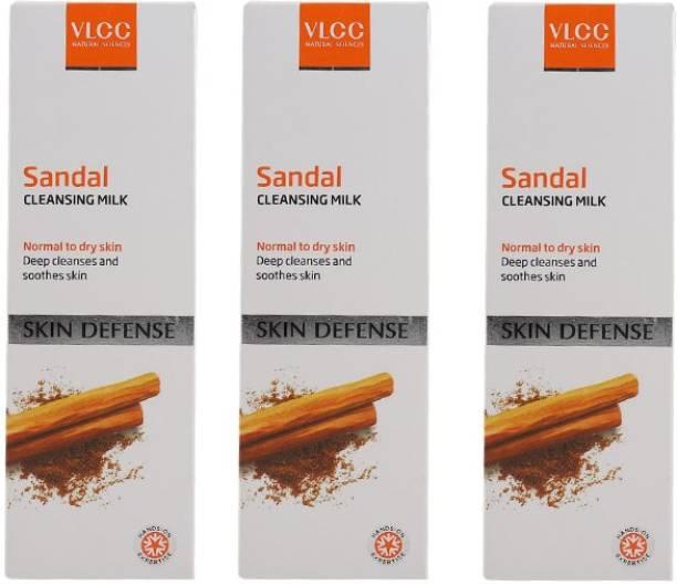 VLCC 3 Sandal Cleansing Milk