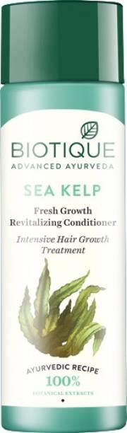 BIOTIQUE Sea Kelp Fresh Growth Revitalizing Conditioner