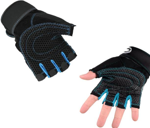GOCART Weight Lifting Gym Gloves for Weightlifting, Pull Up, Dumbbell,Cross Training Cycling Gloves