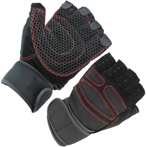 GOCART New Gym Gloves Heavyweight Sports Exercise Weight Lifting Gloves Cycling Gloves