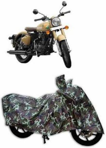 HOLME'S Two Wheeler Cover for Royal Enfield