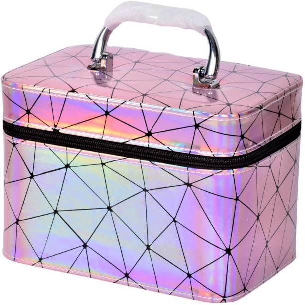 Quick Shel MEDIUM SIZE VANITY BOX FOR COSMETICS,MAKEUP & JEWELLERY MAKEUP , COSMETICS & JEWELLEY Vanity Box