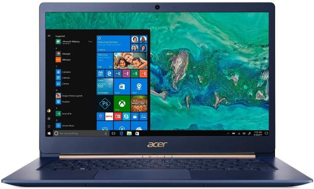 acer Swift 5 Core i5 8th Gen - (8 GB/512 GB SSD/Windows 10 Home) SF514-52T -59JY Thin and Light Laptop