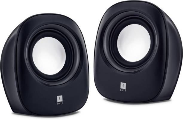 iBall SoundWave 2 Multimedia 2.0 Speaker