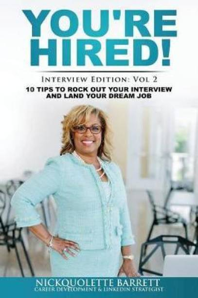 You're HIRED! 10 Tips to Rock Out Your Interview and Land Your Dream Job!