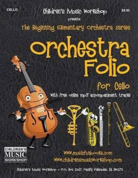 Orchestra Folio for Cello