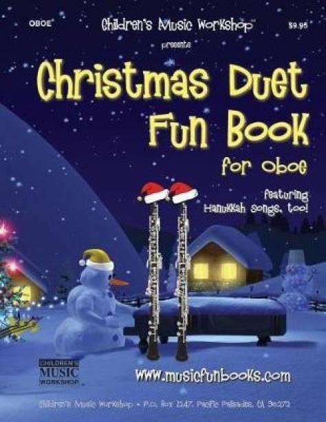 Christmas Duet Fun Book for Oboe