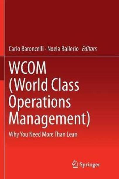WCOM (World Class Operations Management)