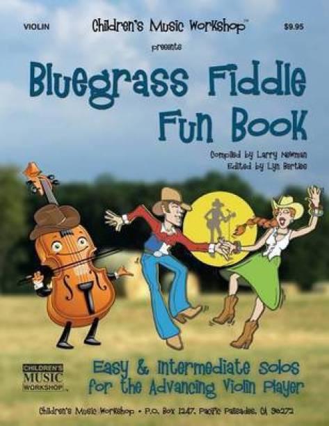Bluegrass Fiddle Fun Book