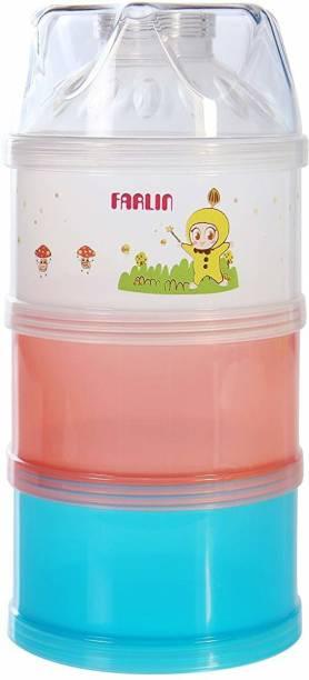 FARLIN Milk Powder Container (3 Pcs)