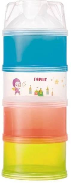 FARLIN Milk Powder Container (4 Pcs)