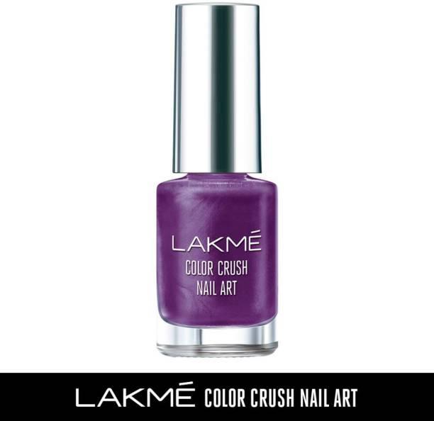 Lakmé Color Crush Nailart