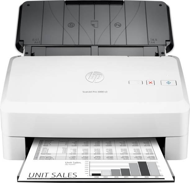 HP 3000 s3 Pro 3000 s3 Scanner
