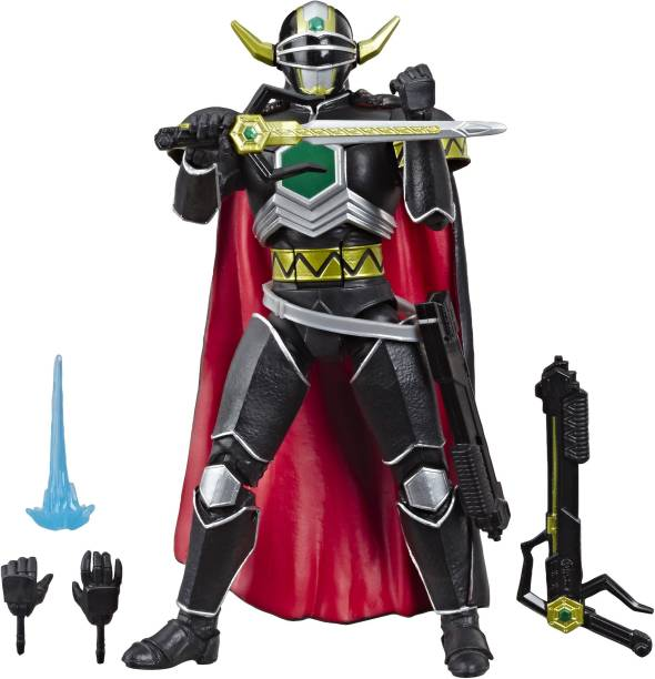 Power Rangers Lightning Collection 6-Inch Lost Galaxy Magna Defender Collectible Figure with Accessories