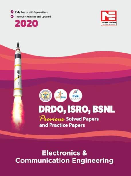 Bsnl Drdo Isro Electronics Engineering Previous Solved Papers- 2020