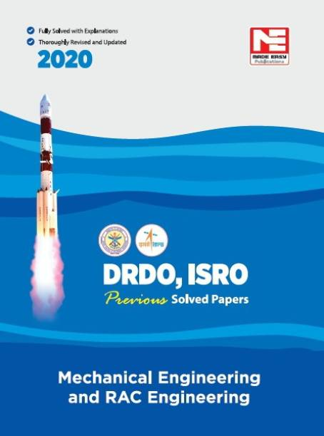 Drdo, Isro Mechanical Engineering Previous Solved Papers - 2020