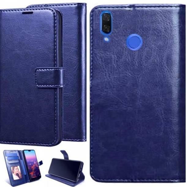 MYSHANZ Flip Cover for Huawei Nova 3i