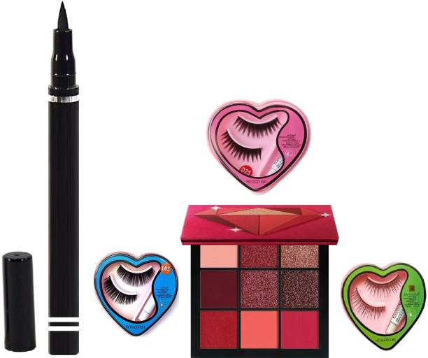 ADJD ALL EYE LOVERS MAKEUP ACCESSORY COMBO AT WHOLESALE PRICE