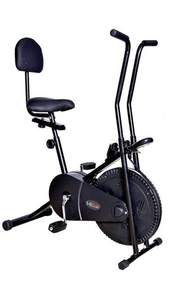 Lifeline Exercise Cycle 102 with Back Seat for Weight Loss at Home Indoor Cycles Exercise Bike