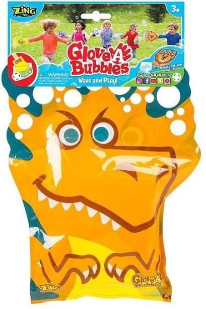 Zing Glove A Bubble-Alligator Toy Bubble Maker