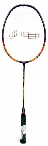 LI-NING g-lite 82 Purple, Orange Strung Badminton Racquet