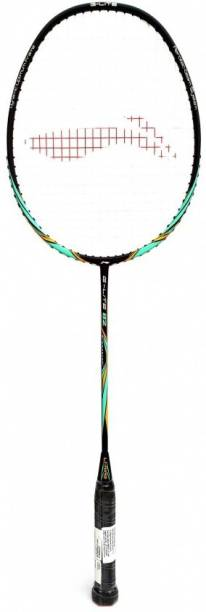 LI-NING G-LITE 82 Green, Black Strung Badminton Racquet