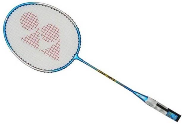 Yonex GR 303 Blue Strung Badminton Racquet