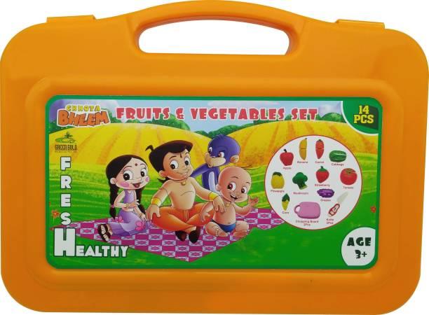 CHHOTA BHEEM Vegetable and fruit set