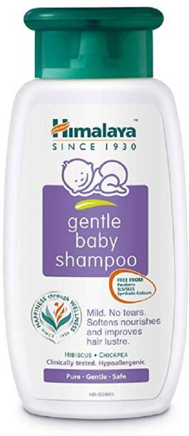 Himalaya Herbals Gentle Baby Shampoo ( No Tears ) ( 1 Pc x 200 ml )