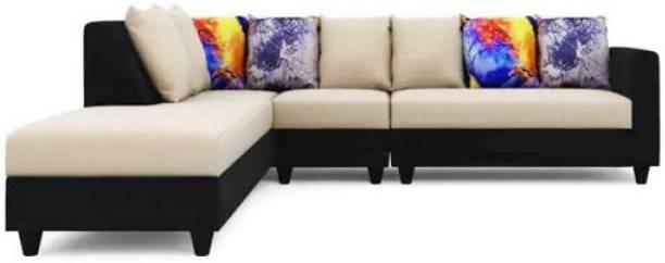 vineeth Fabric 5 Seater  Sofa