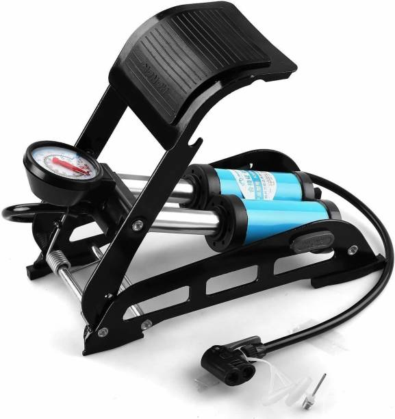 PERILA 150 psi Tyre Air Pump for Car & Bike
