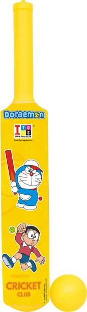 Doraemon my first bat & ball Cricket Kit