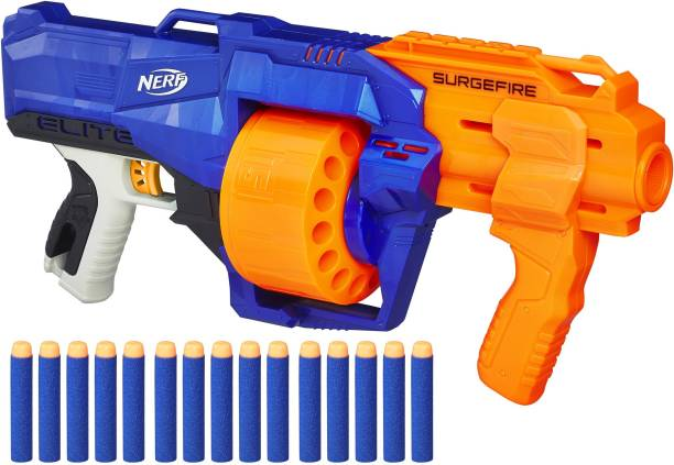 Nerf N-Strike Elite SurgeFire Guns & Darts