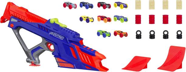 Nerf Nitro MotorFury Rapid Rally Guns & Darts