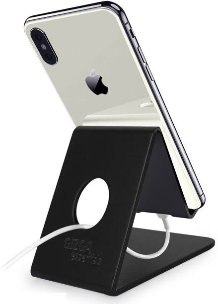 Gizga Essentials G32 Anodized Aluminium Mobile Phone Stand for All iPhone, Tablet and Smartphones Mobile Holder
