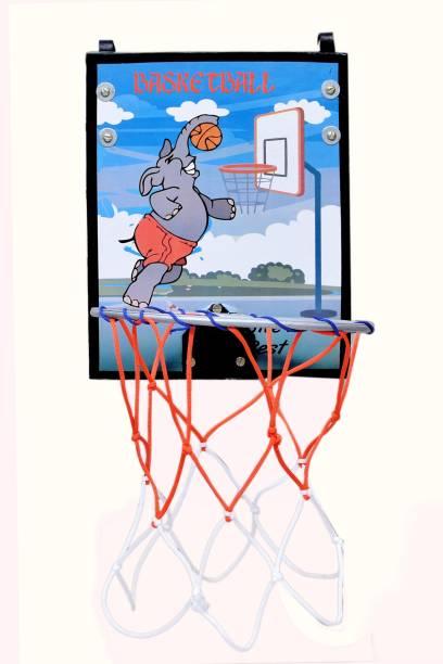SPORTSHOLIC Hangable Basketball Board Ring For Size 3 Basketball For Kids 5 To 8 years Basketball Ring