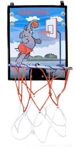 SPORTSHOLIC Foldable Basketball Board Ring For Size 3 Basketball For Kids 5 To 8 years Basketball Ring