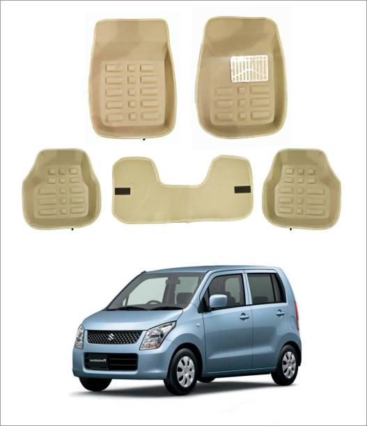 Trigcars PVC 3D Mat For  Maruti Suzuki WagonR