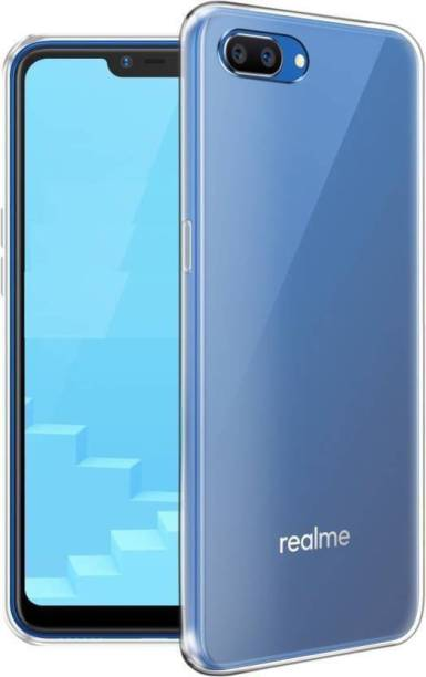 Wellprint Back Cover for Realme C2