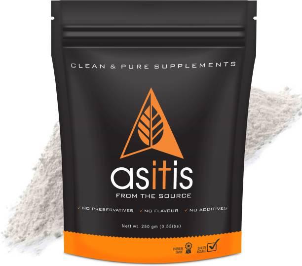 AS-IT-IS Nutrition L-Arginine Powder for Muscle Building & Endurance - 250 gms Nutrition Drink