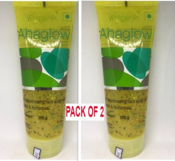 torrent AHAGLOW FACE WASH PACK OF 2 Face Wash