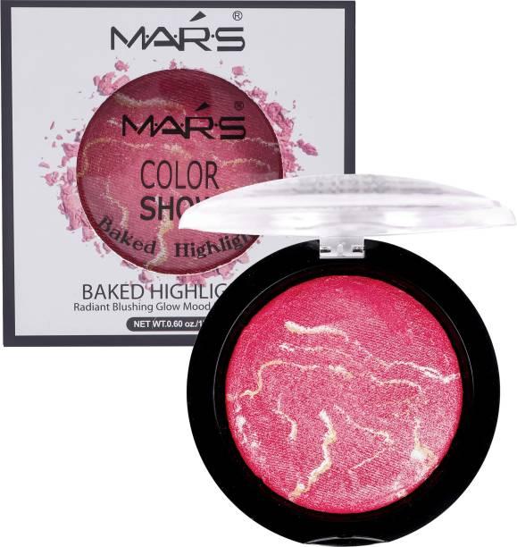 MARS Baked Highlighting Powder Palette Highlighter