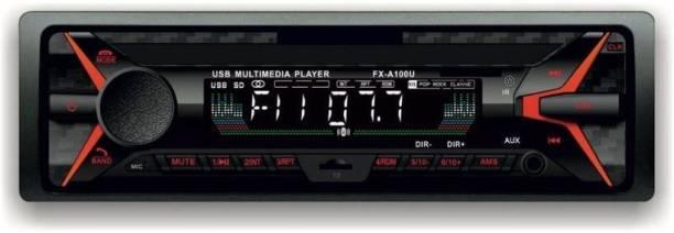 Auto Garh car Stereo Sinle Din FX- A100U car Music System Car Stereo