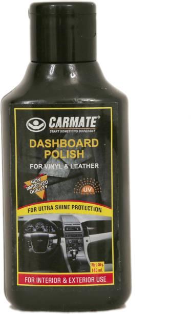 CARMATE Liquid Car Polish for Dashboard