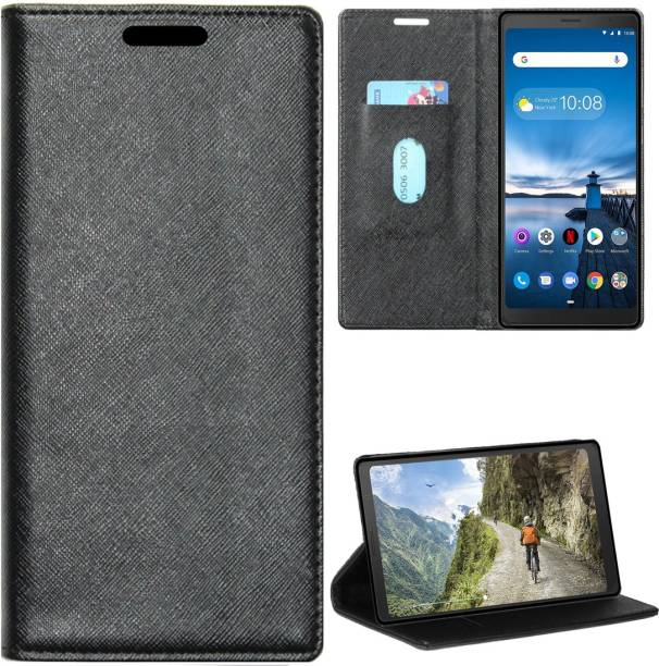 Gizmofreaks Flip Cover for Lenovo Tab V7 6.9 inch