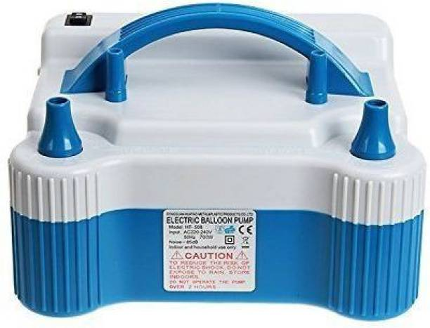 Smartcraft Blue, White Electric Balloon Pump