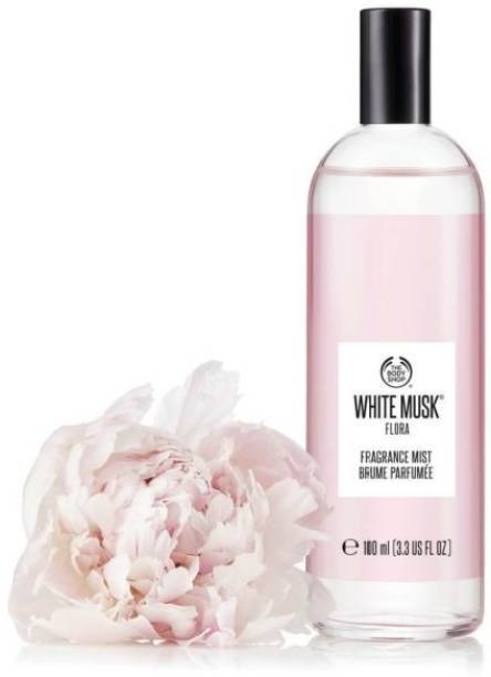 THE BODY SHOP White Musk Flora Fragrance Mist Eau de Parfum  -  100 ml