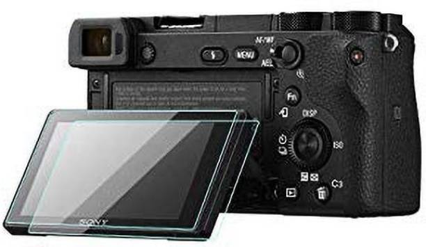 Tuta Tempered Screen Guard for Sony Alpha A6500 Camera