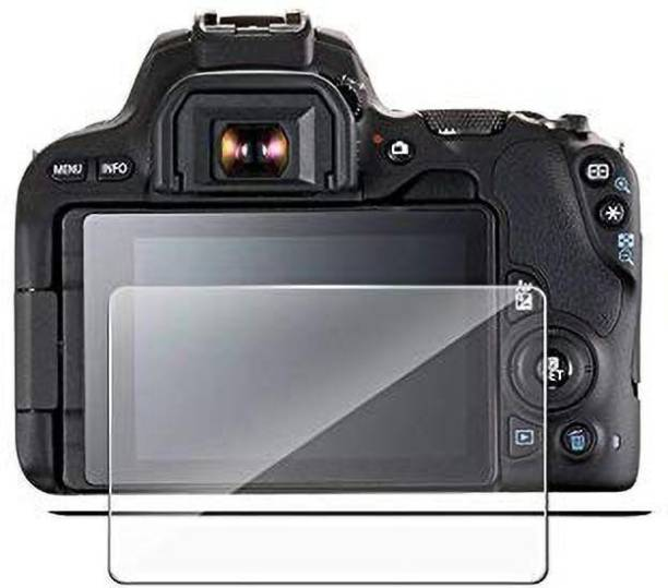 Tuta Tempered Screen Guard for Canon EOS 200D DSR Camera