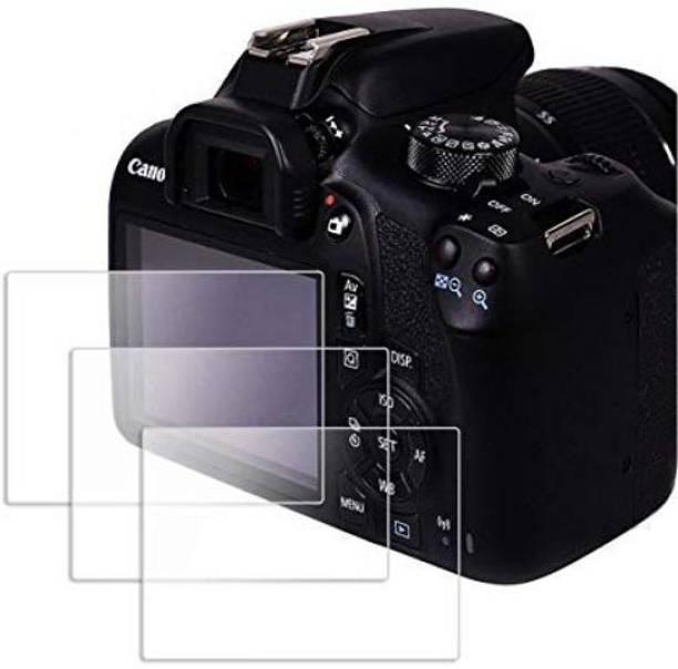 Tuta Tempered Screen Guard for Canon EOS 1300D 18MP Digital SLR Camera
